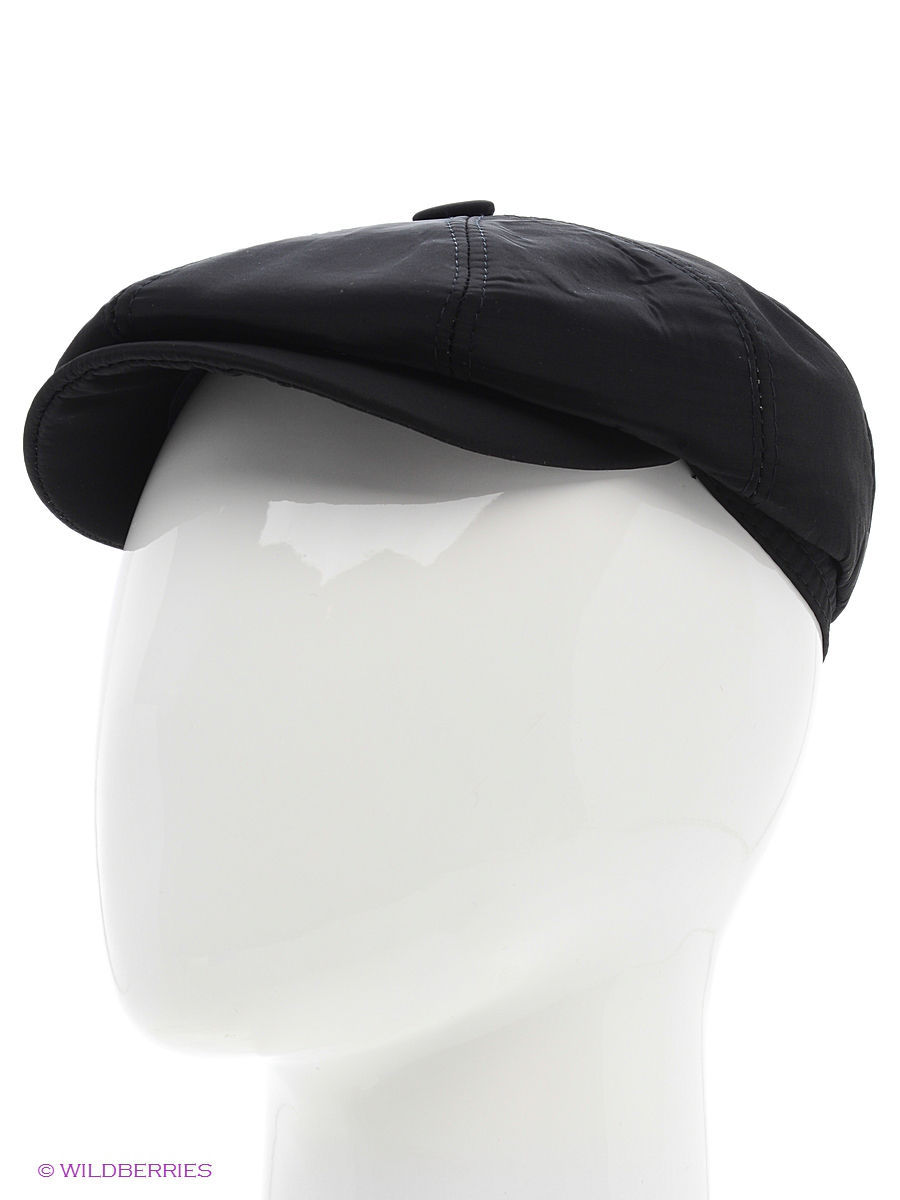 Кепка PILOT HEADWEAR COLLECTION PHC-08-10/черный