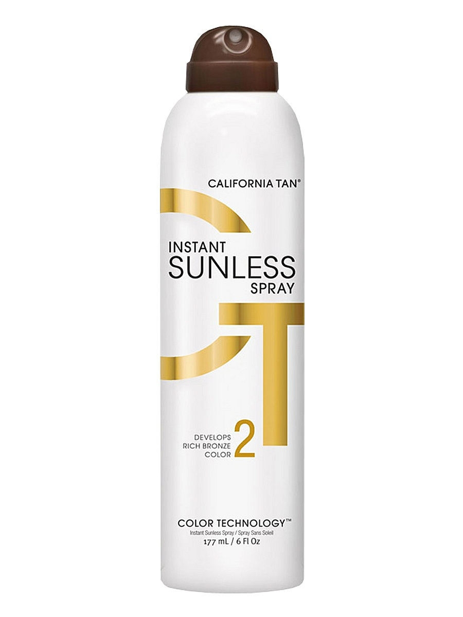 Спрей для автозагара Instant Sunless Spray (177 мл) California Tan SP0055