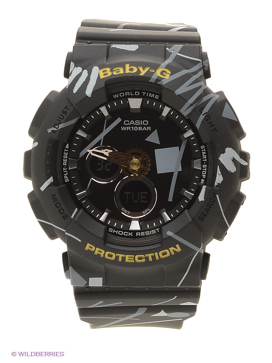 Часы наручные CASIO Часы Baby BA-120SC-1A razi imam driven a how to strategy for unlocking your greatest potential