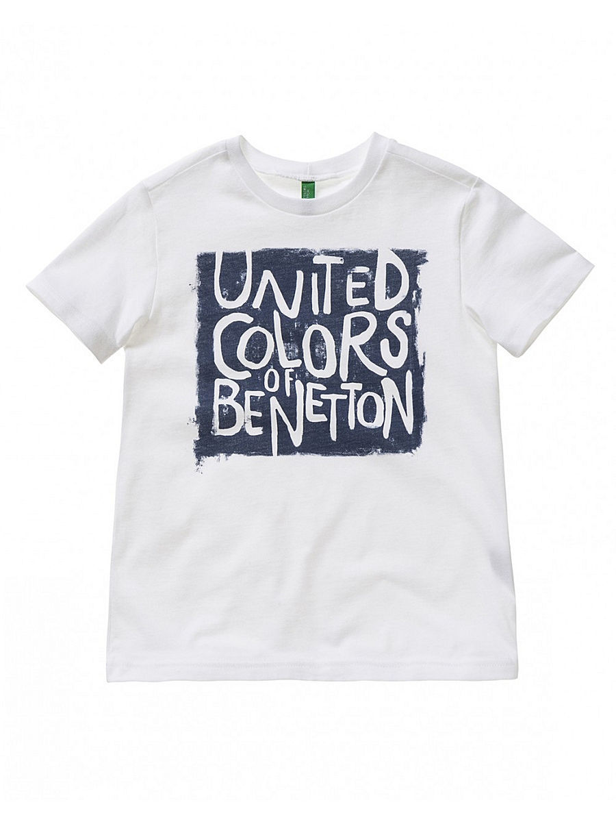 Футболка United Colors of Benetton (Юнайтед Колорс оф Бенеттон) 3U1LC12OT/101