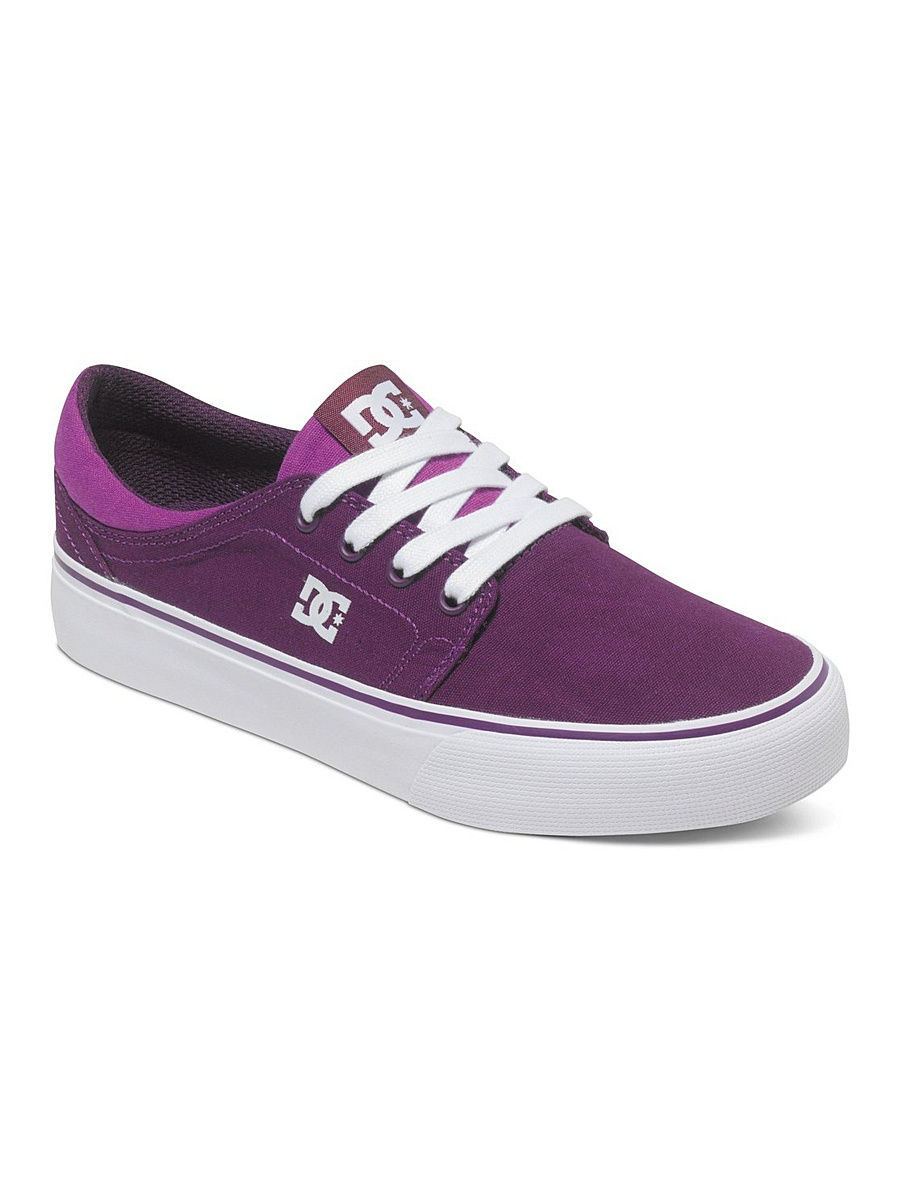 Кеды DC Shoes ADJS300078/PUW