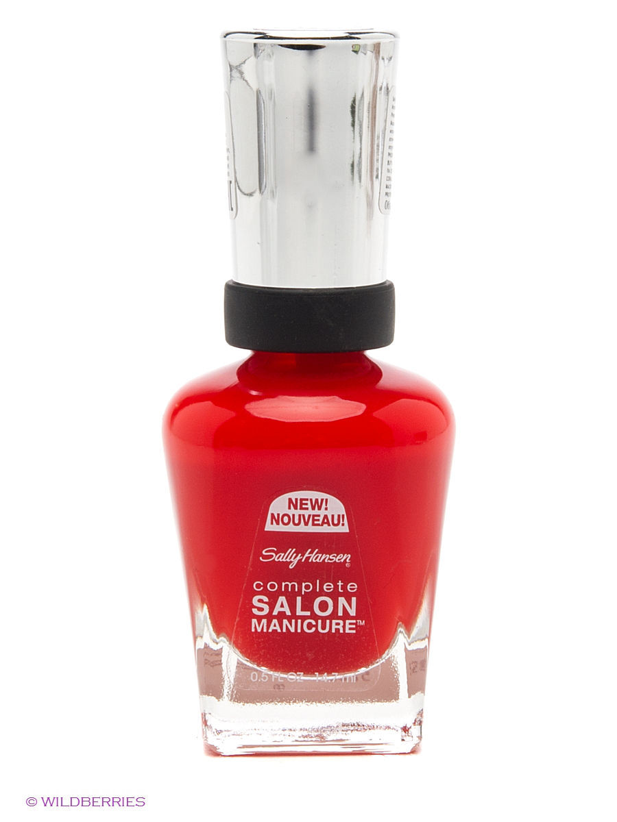 Лаки для ногтей SALLY HANSEN Лак для ногтей Sally Hansen Salon Manicure, тон 554 sally hansen