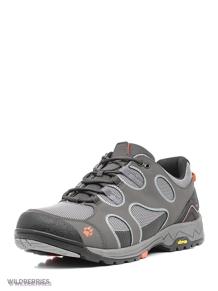 Кроссовки CROSSWIND LOW M Jack Wolfskin 4013971/6032