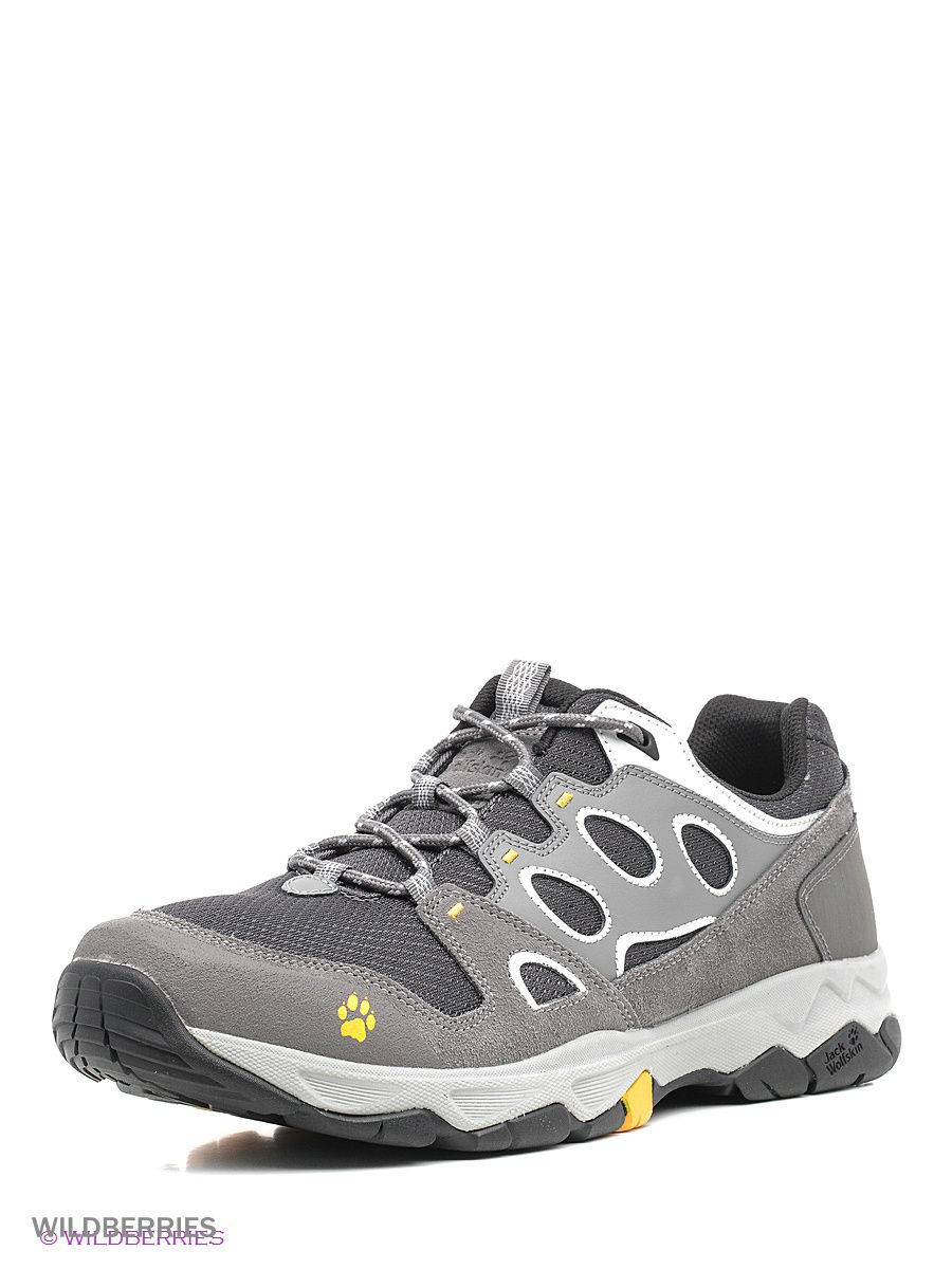 Кроссовки MTN ATTACK 5 LOW M Jack Wolfskin 4019121/3800