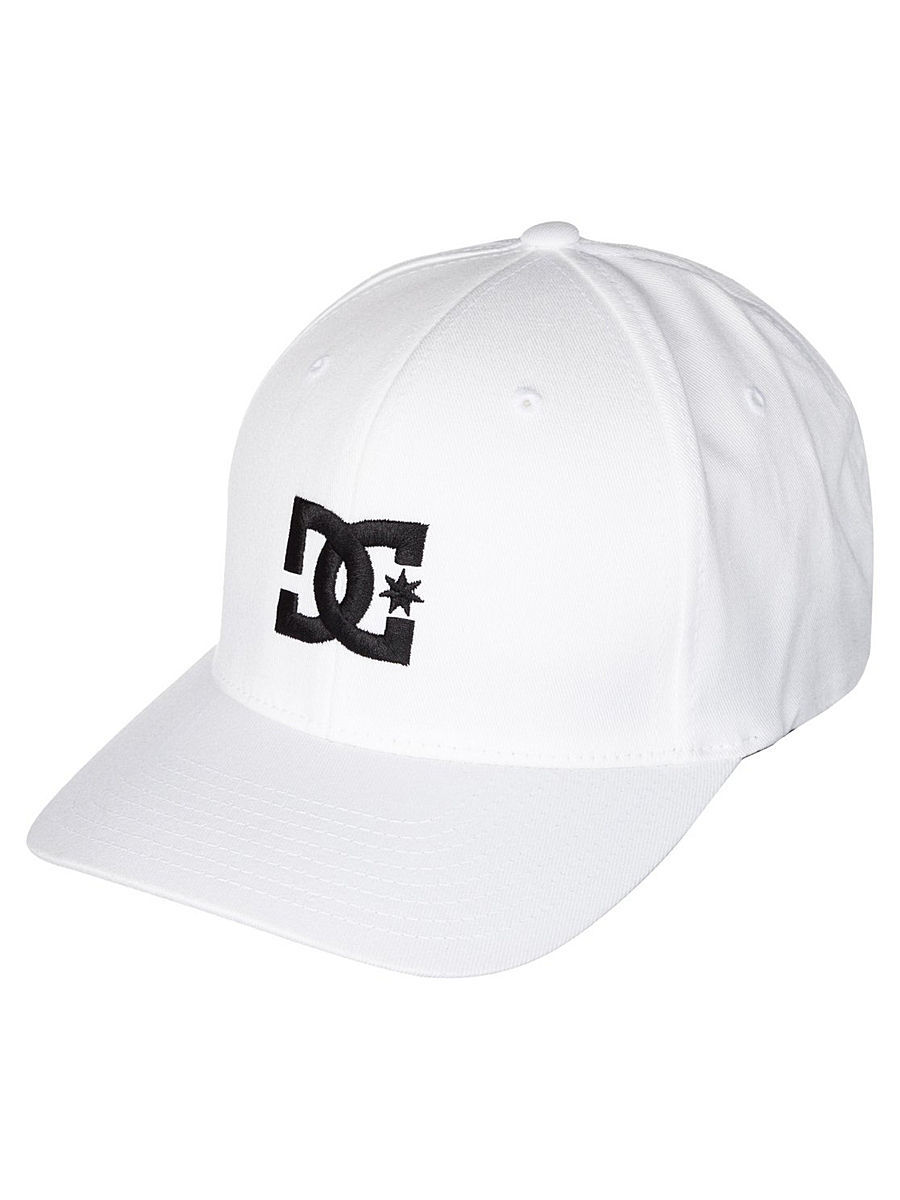 Бейсболка DC Shoes 55300096/WHT