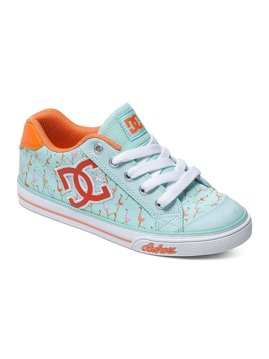Кеды CHELSEA GRAFFIK DC Shoes ADGS300001/MIB
