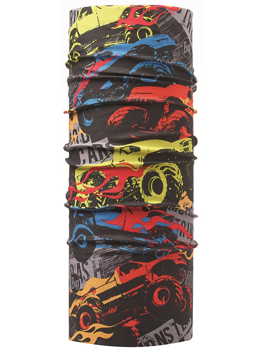 Банданы Buff Бандана BUFF Original Buff MONSTER TRUCK снуд buff buff bu023ckrju67