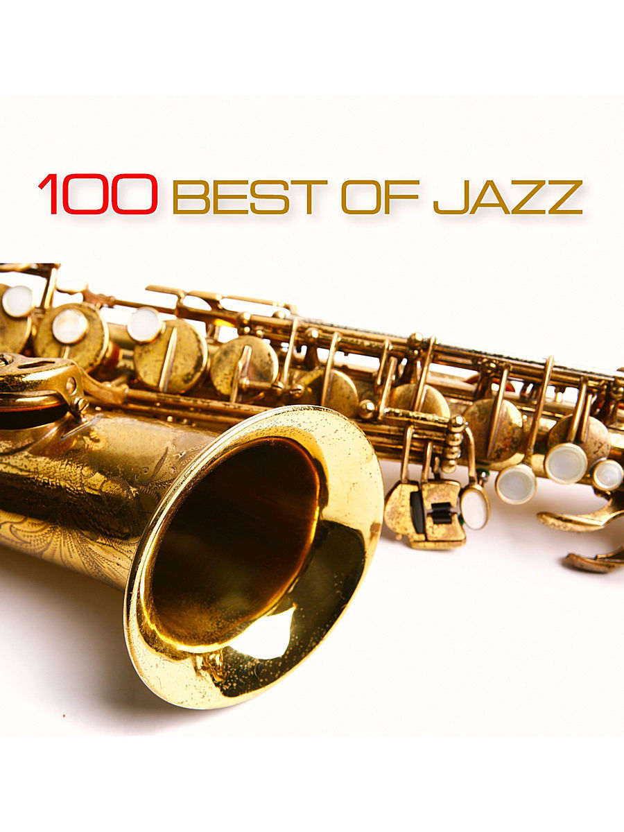 Музыкальные диски RMG 100 Best of Jazz (компакт-диск MP3) z1213