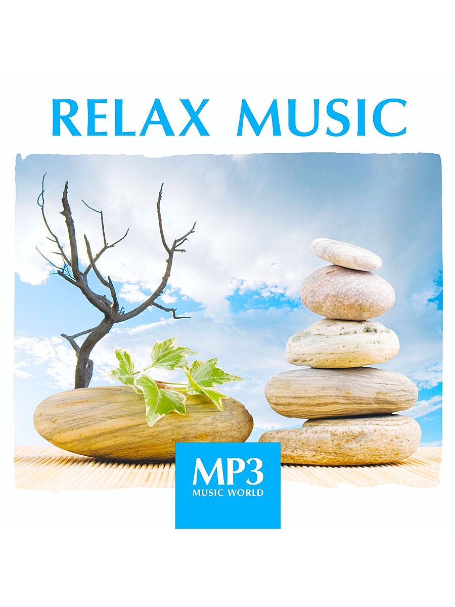 Музыкальные диски RMG MP3 Music World. Relax Music (компакт-диск MP3) mp3 music world ibiza lounge компакт диск mp3