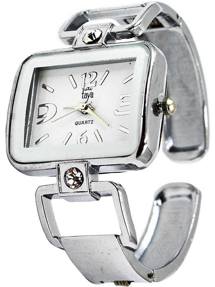 Часы Taya T-W-0418-WATCH-SL.WHITE