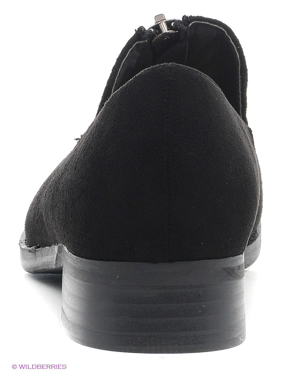 Туфли на каблуке Burlesque HRC15134-52/black-suede: изображение 4