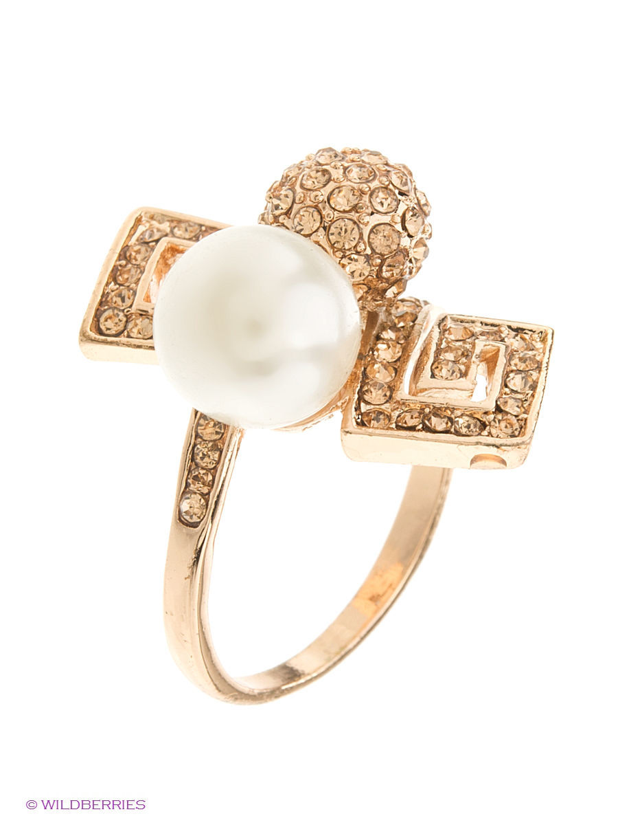 Кольцо Taya T-B-8755-RING-GOLD