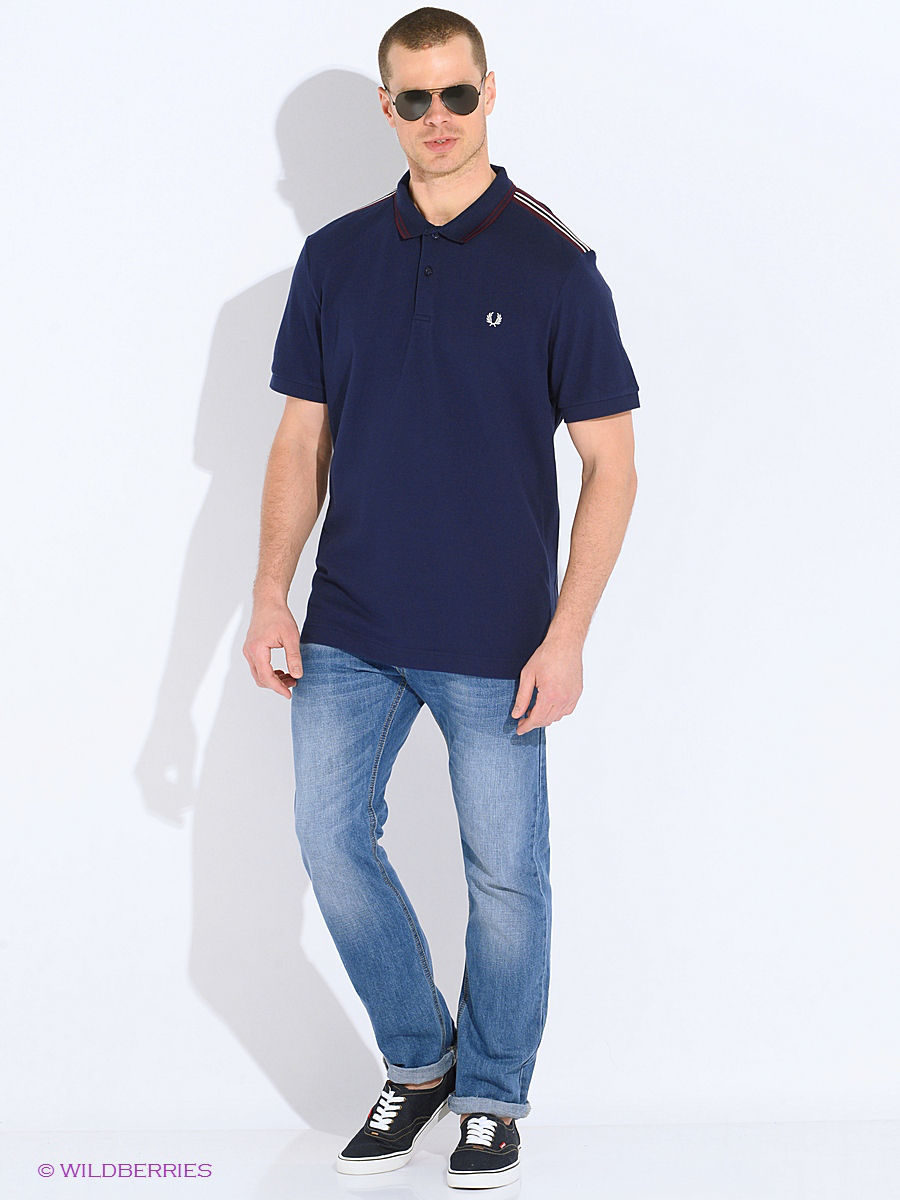 Футболка Fred Perry M8238/266