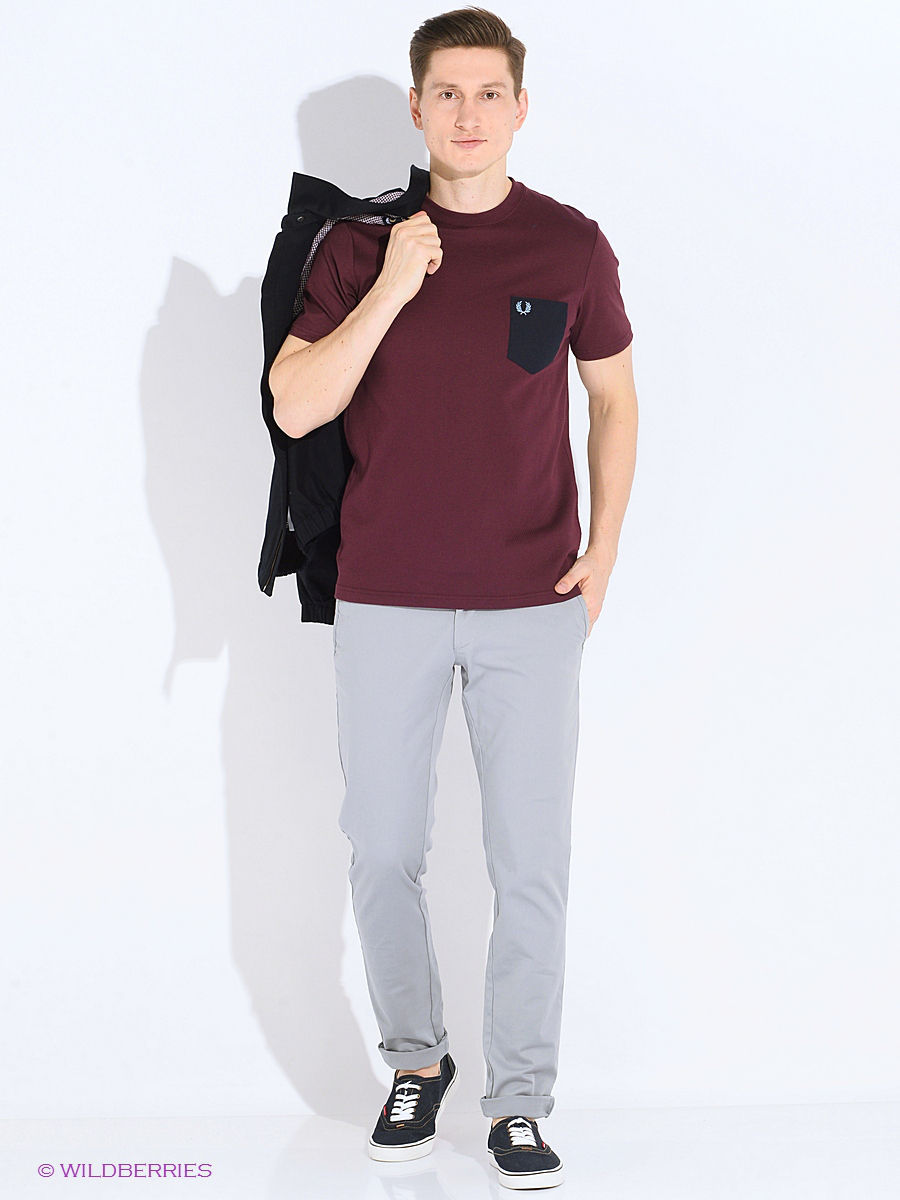 Футболка Fred Perry M8372/799