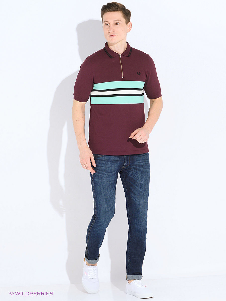 Футболка Fred Perry M8491/799