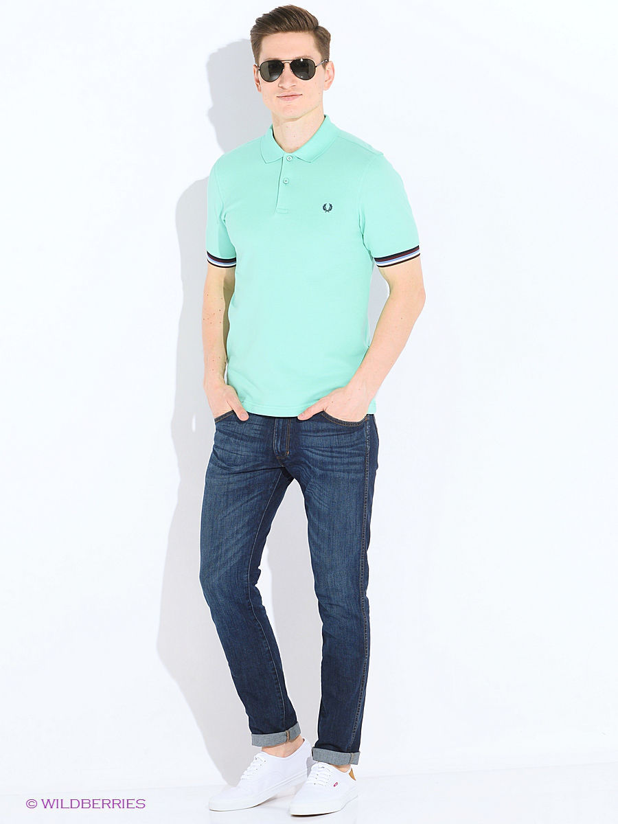 Футболка Fred Perry M8496/479