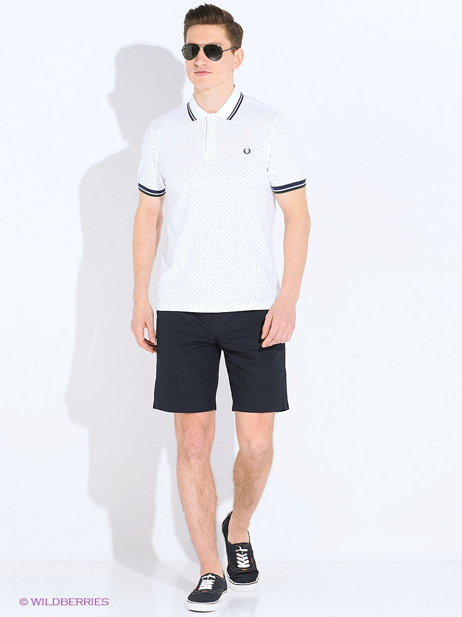 Мужские шорты Fred Perry S8200/608