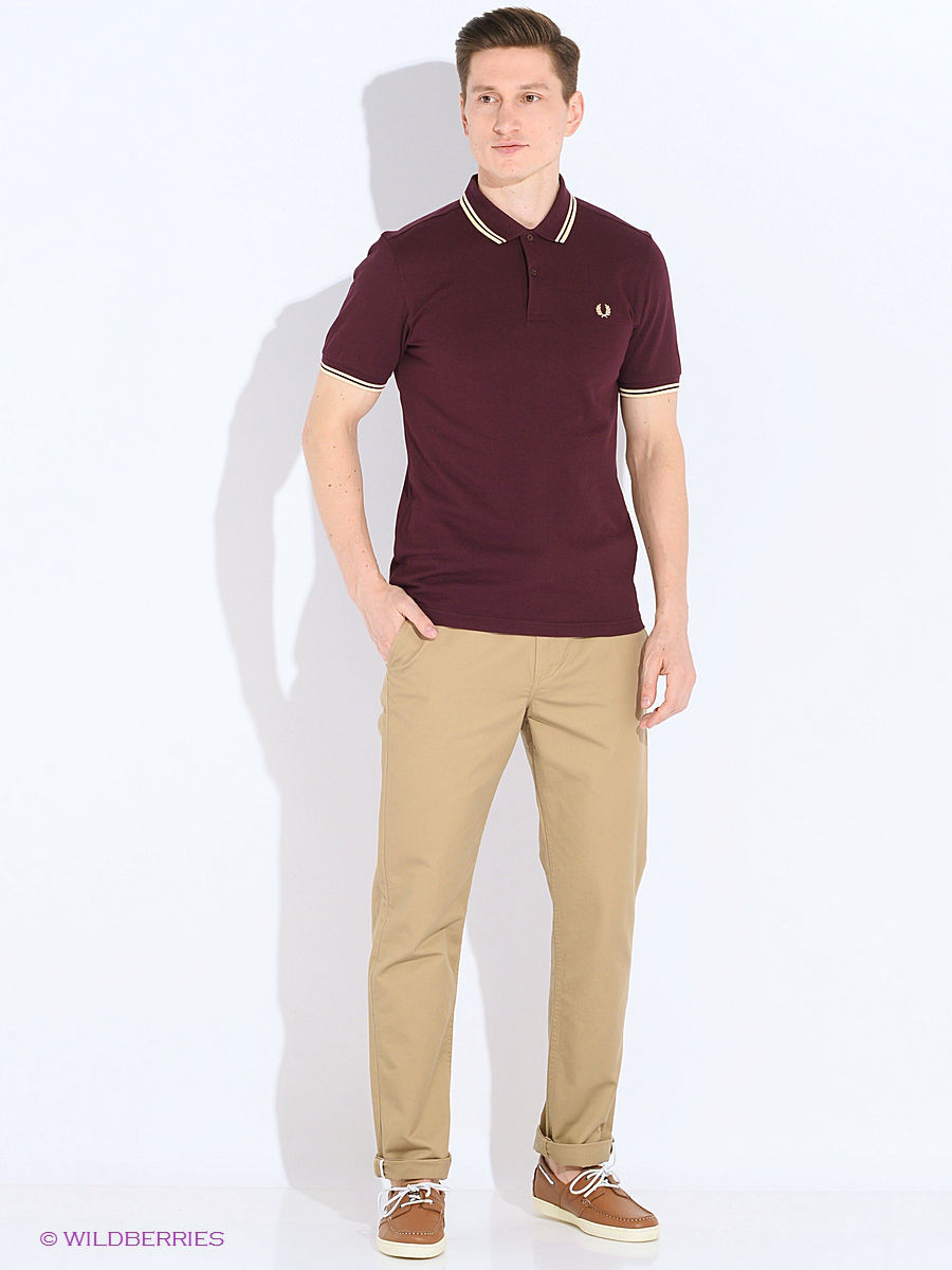 Брюки Fred Perry T8200/363
