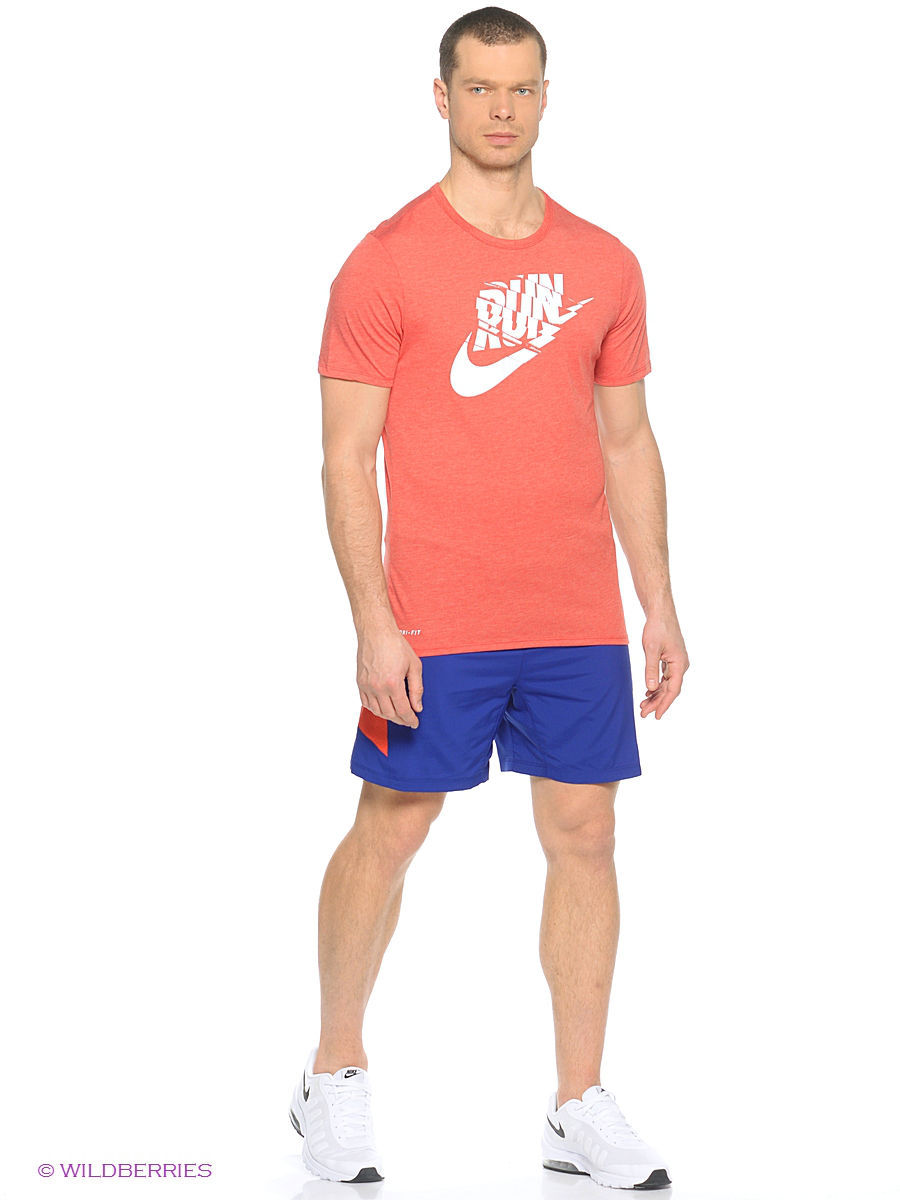 "Шорты 7"" PURSUIT 2-IN-1 SHORT Nike 683288-455"