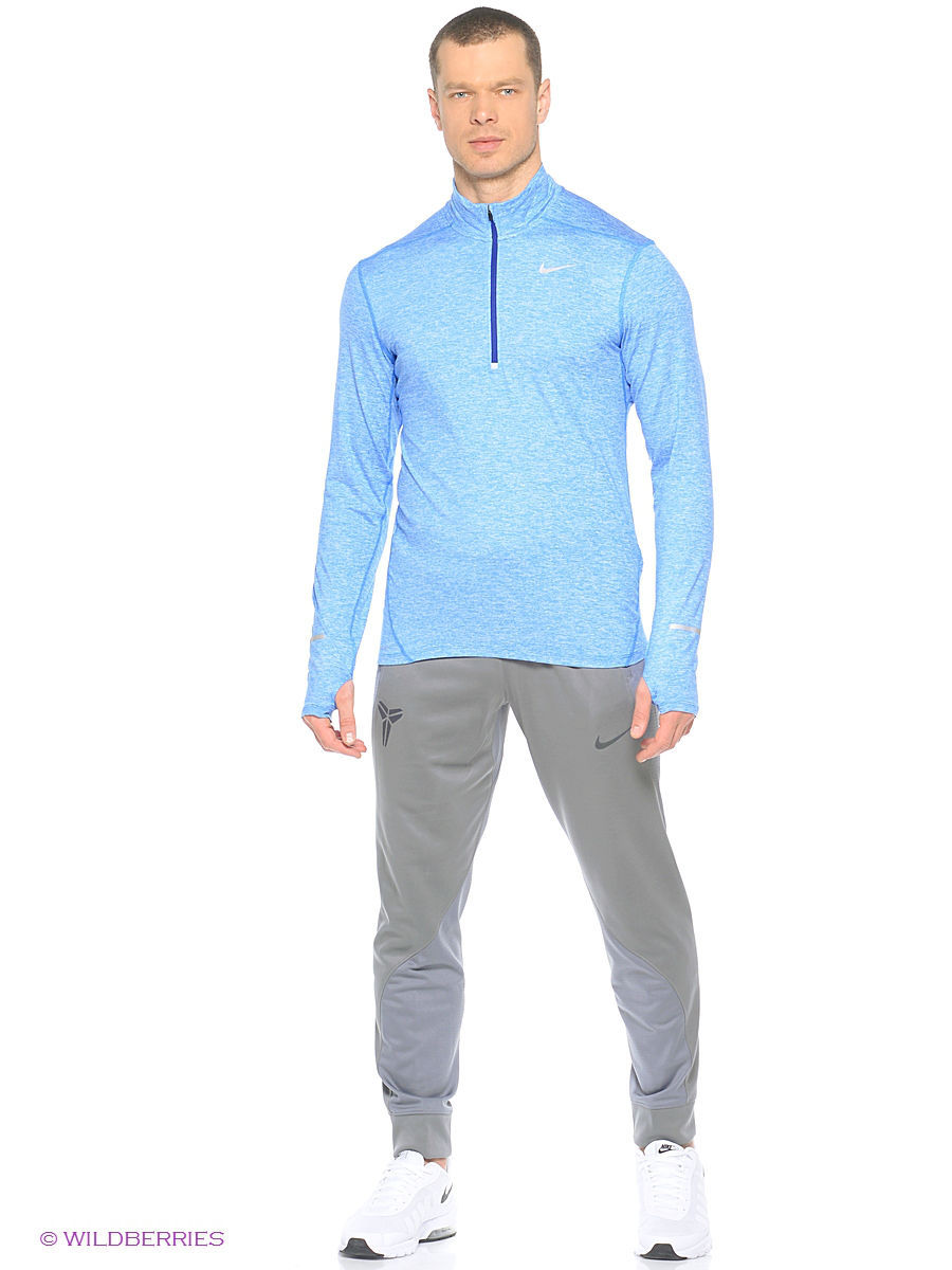 Джемпер NIKE DRI-FIT ELEMENT HZ 683485-436