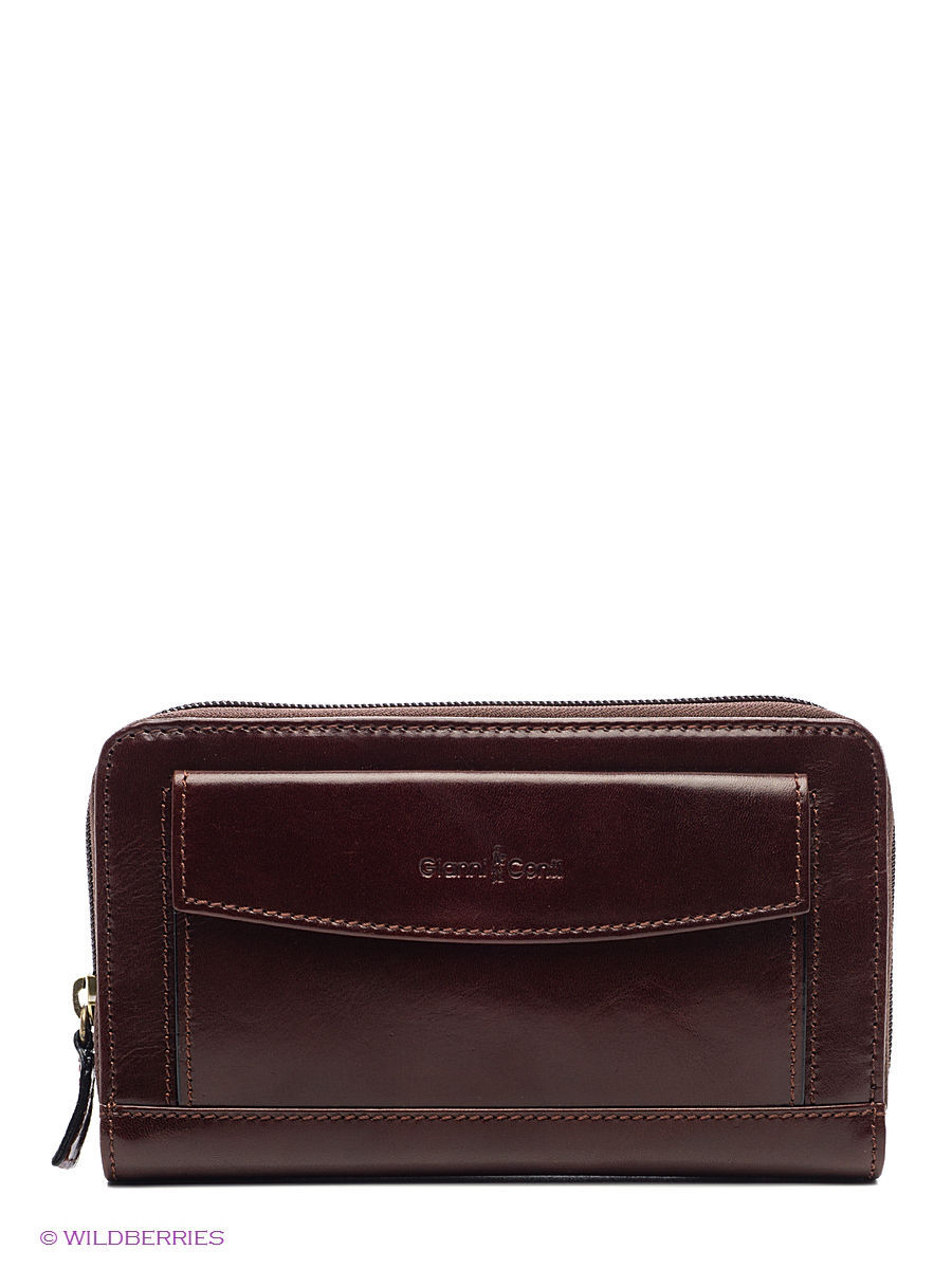 Кошелек Gianni Conti 908040/brown