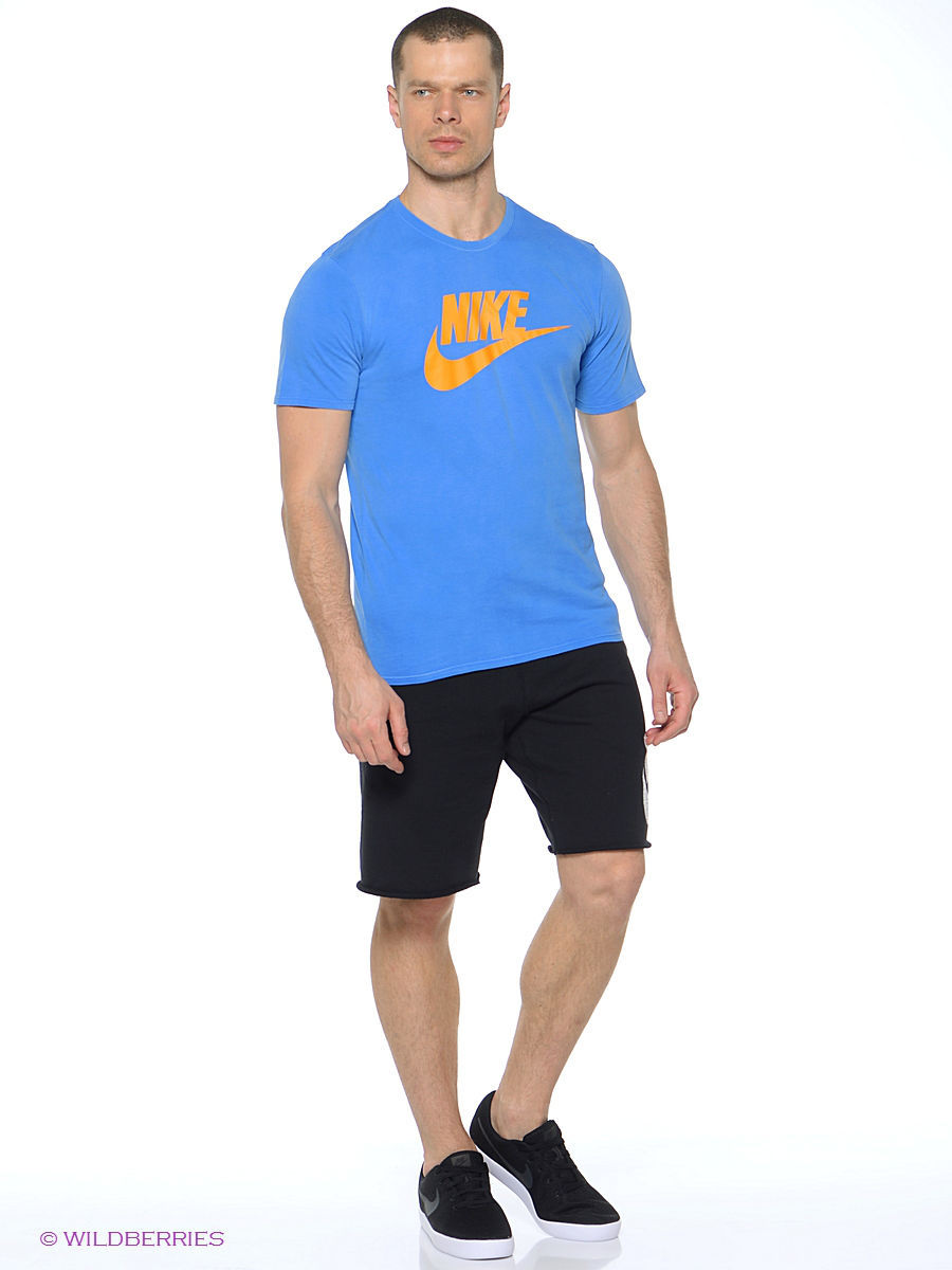 Футболка Nike Футболка NIKE TEE-SOLSTICE FUTURA nike футболка cat futura party tee yth