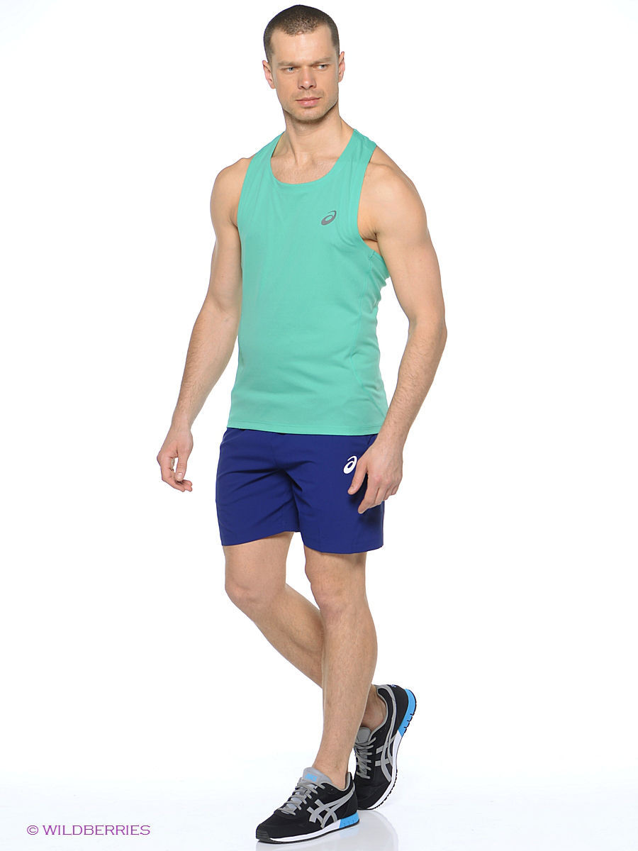 Шорты ASICS Шорты CLUB WOVEN SHORT 7IN asics 7in short