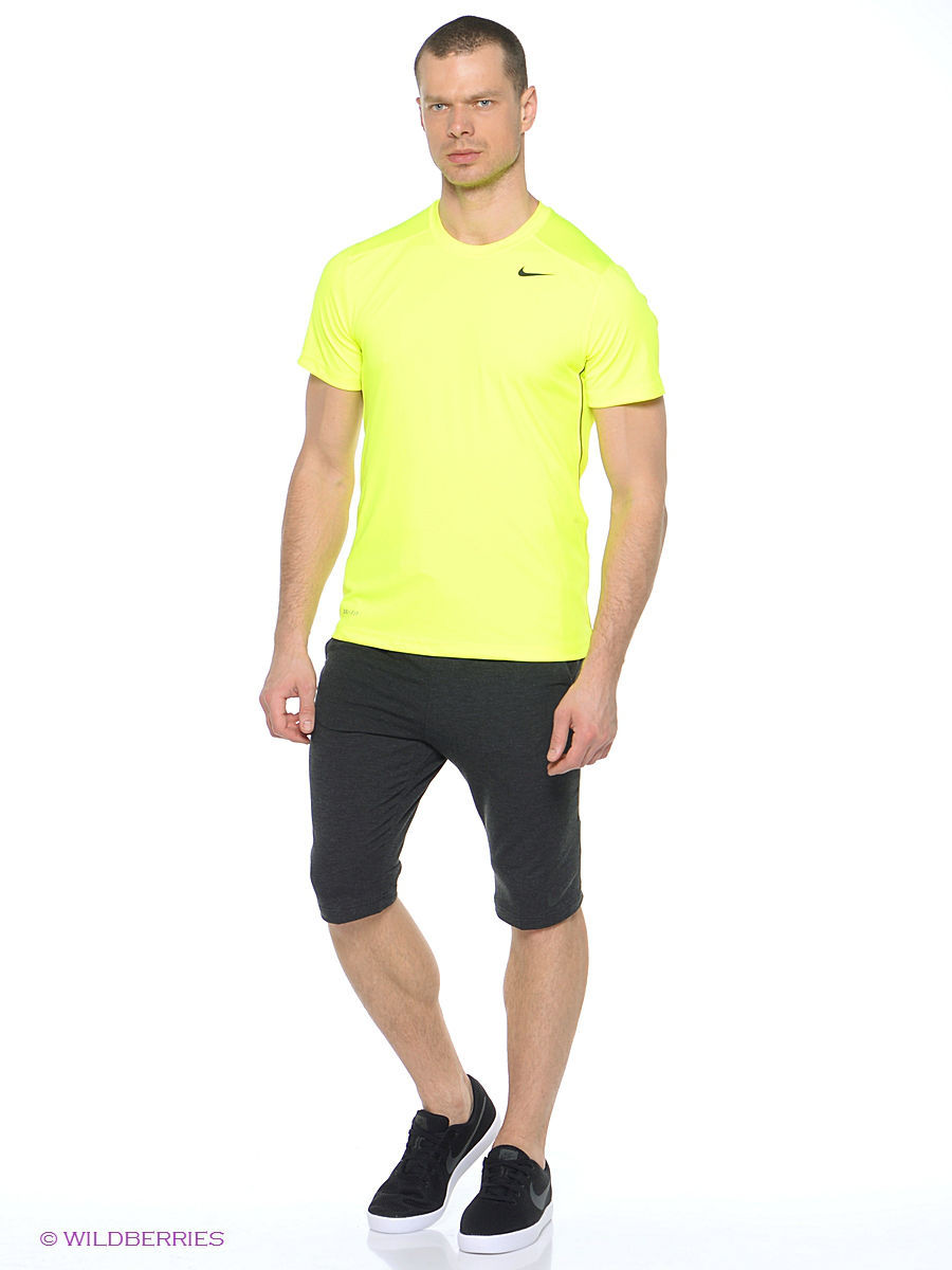 Шорты Nike Шорты DRI-FIT TRAINING FLEECE SHORT свитшоты nike свитшот dri fit training crew gfx
