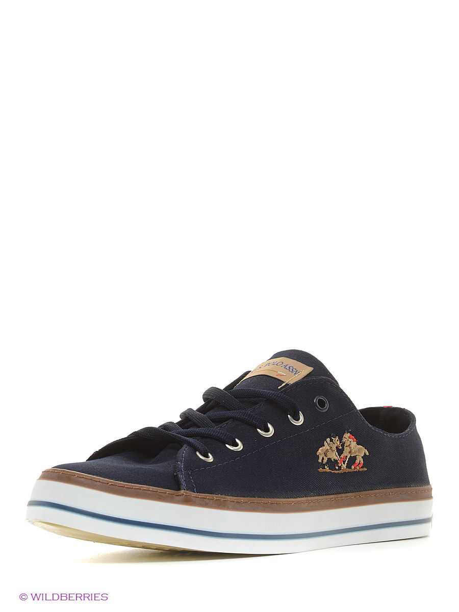 Мужские кеды U.S. Polo Assn. S081SZ033UMЗY6LARRY/200