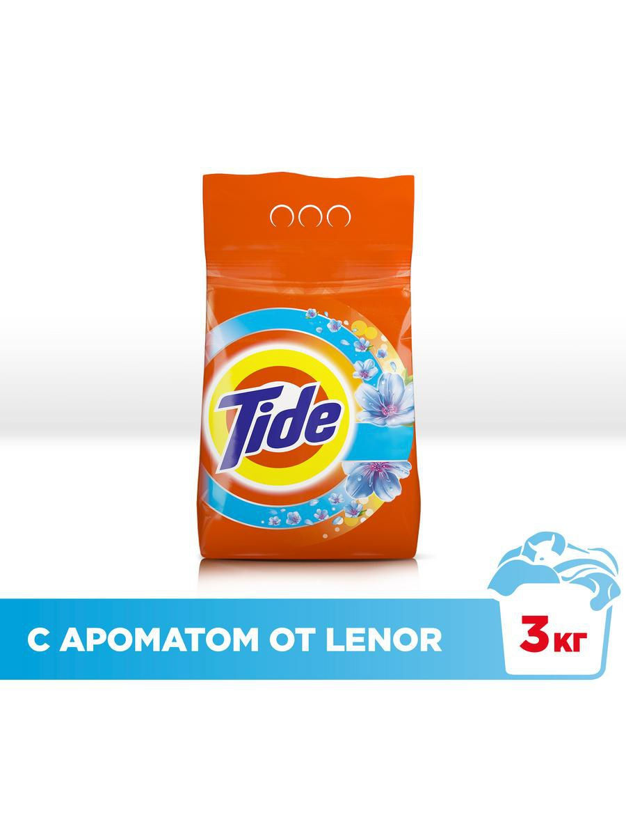 ���������� ������� �������, Lenor touch of scent 3��. Tide TS-81527352