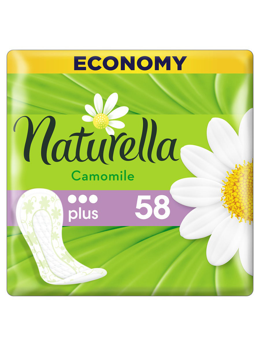 ���������� ������������� ��������� �� ������ ���� Camomile Plus Trio, 58��. NATURELLA NT-83730614