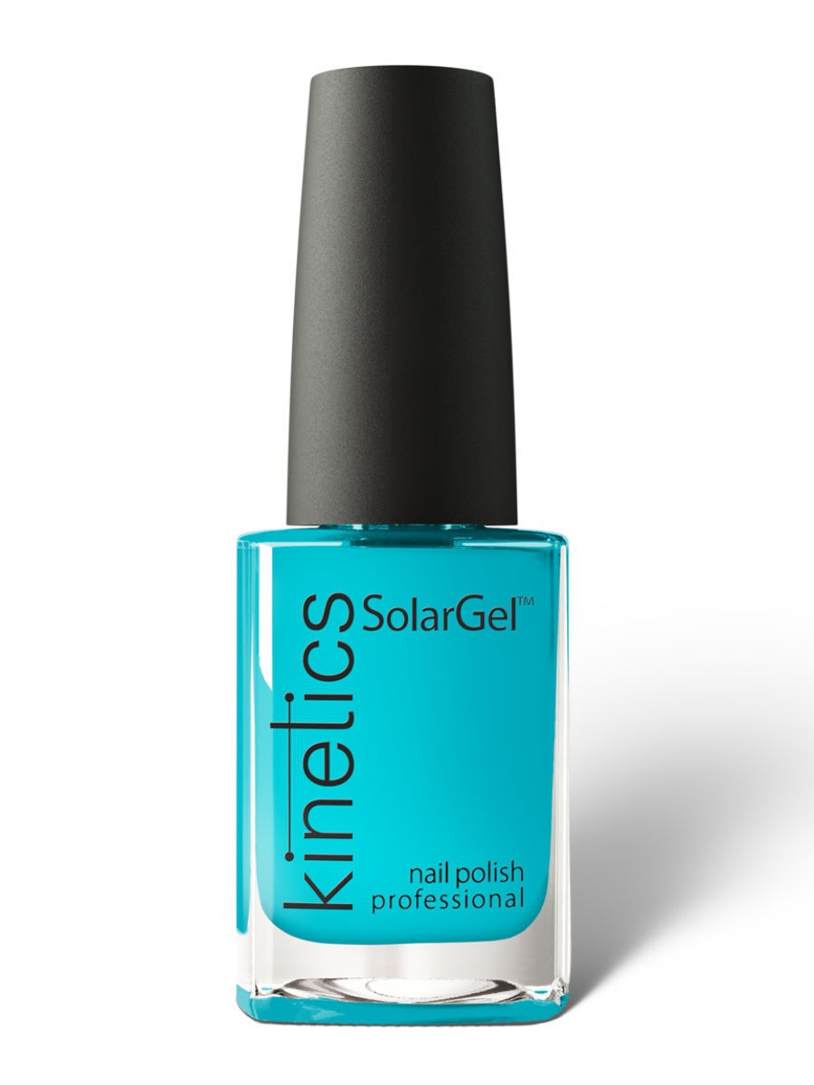 Лаки для ногтей Kinetics Профессиональный лак SolarGel Polish 15 мл, тон № 112 Top of the Wave купить