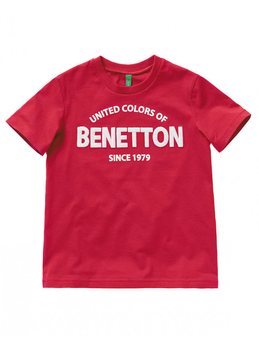 Футболка United Colors of Benetton (Юнайтед Колорс оф Бенеттон) 3QT6C11XR/11R