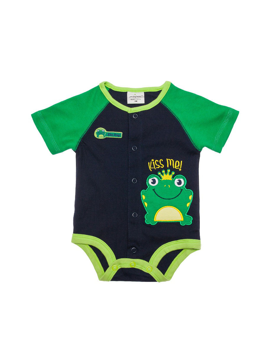 Боди JUMPING BEANS Боди jumping frog the bk d