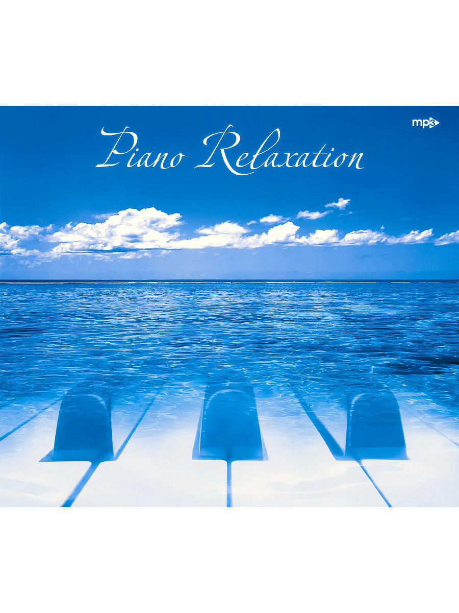 Piano Relaxation (компакт-диск MP3)