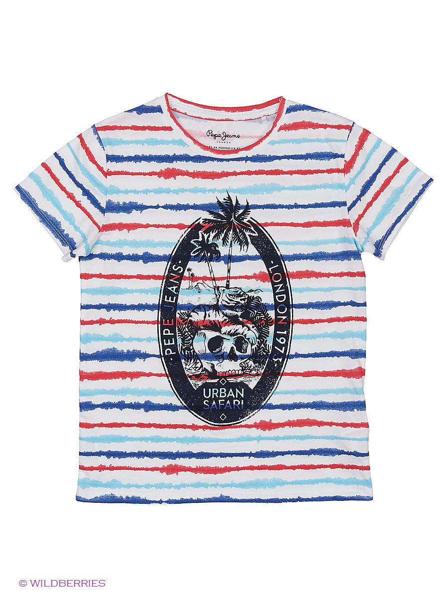 Футболка Pepe Jeans London PB500879/0AA
