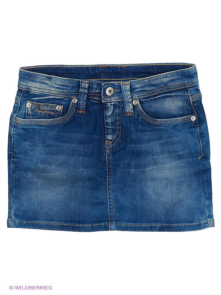 Мини-юбка Pepe Jeans London PG900166Y69/000