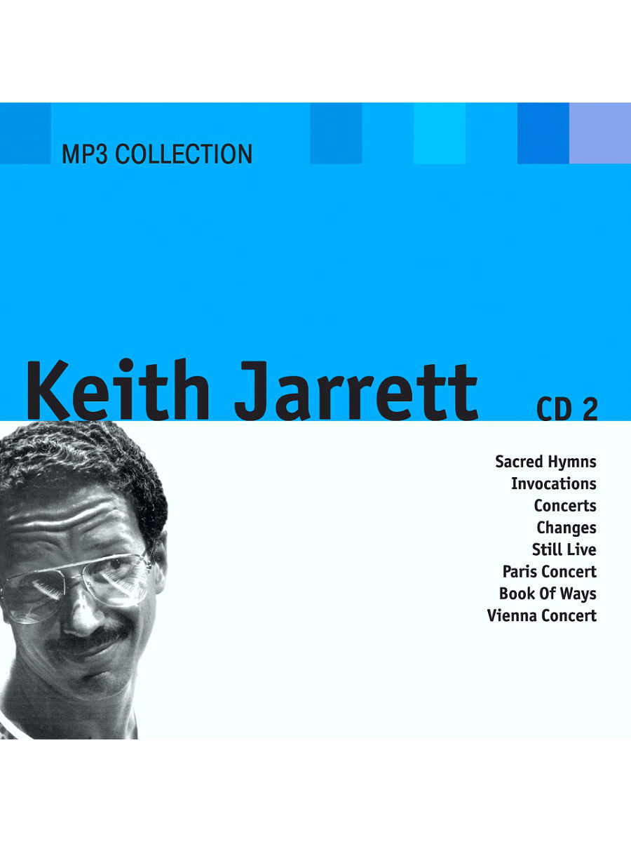 Музыкальные диски RMG Keith Jarrett CD2 (компакт-диск MP3) keith billings master planning for architecture