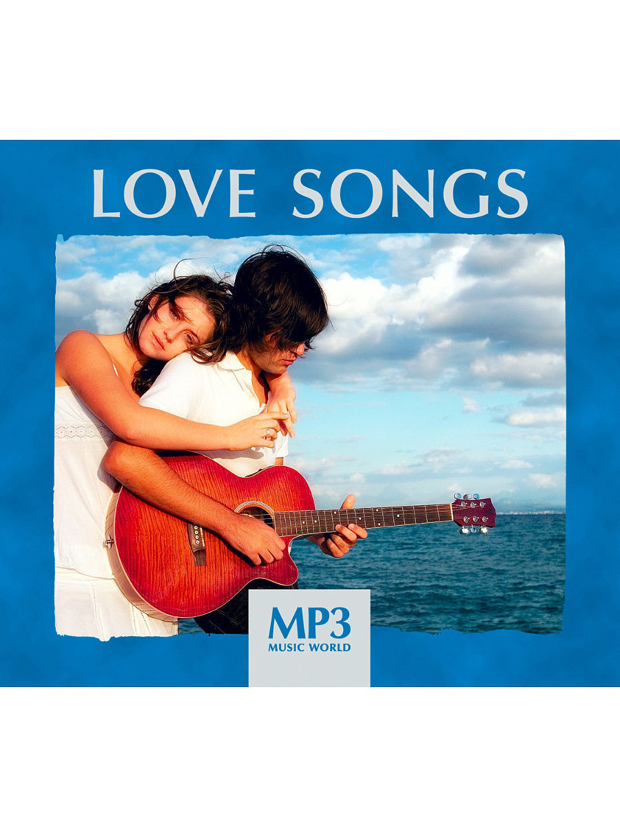 Музыкальные диски RMG MP3 Music World. Love Songs (компакт-диск MP3) музыкальные диски rmg mp3 music world classical nature компакт диск mp3