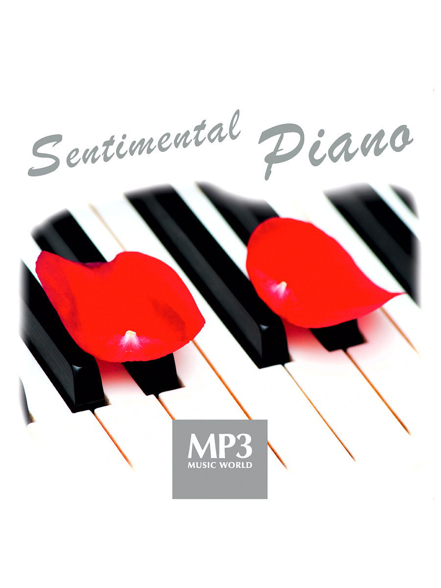 Музыкальные диски RMG MP3 Music World. Sentimental Piano (компакт-диск MP3) mp3 music world ibiza lounge компакт диск mp3