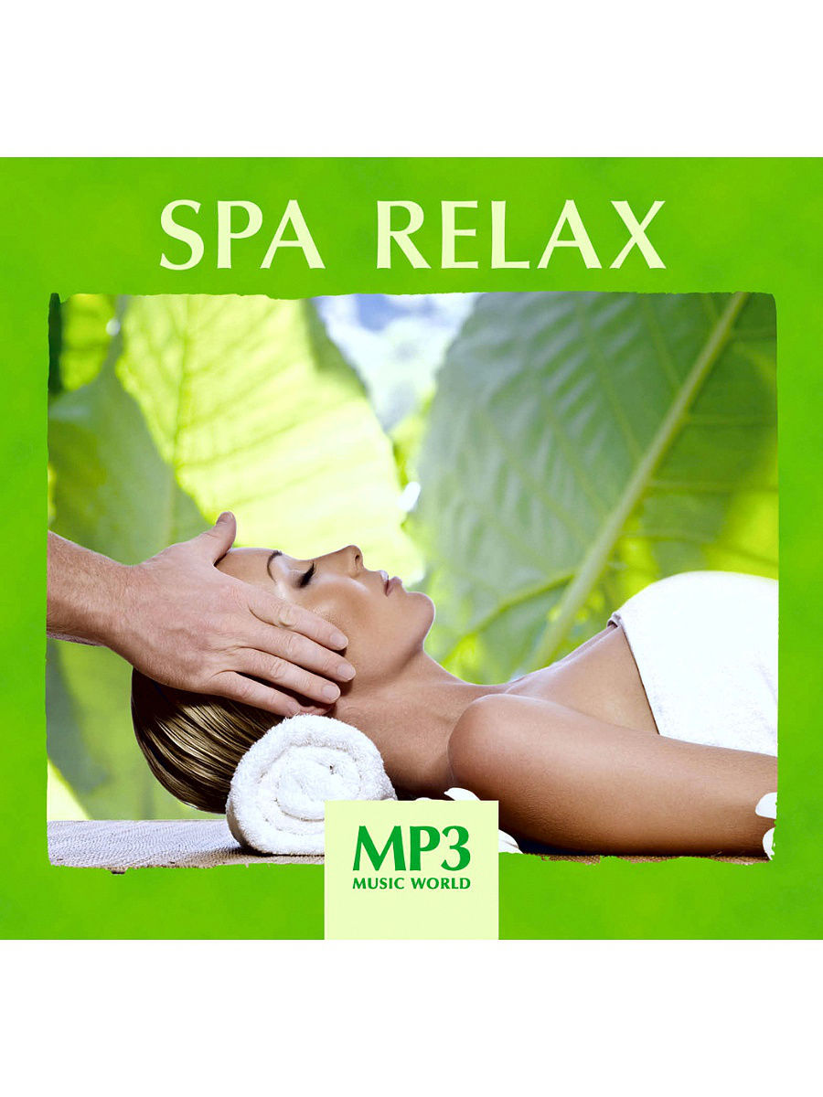 Музыкальные диски RMG MP3 Music World. Spa Relax (компакт-диск MP3) музыкальные диски rmg mp3 music world classical nature компакт диск mp3