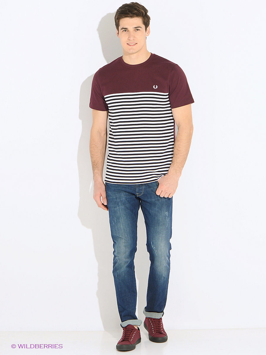 Футболка Fred Perry M8375/799