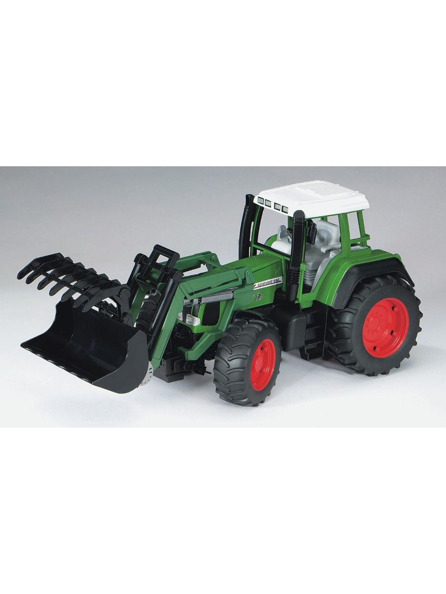 Машинки Bruder Трактор Fendt Favorit 926 Vario с погрузчиком