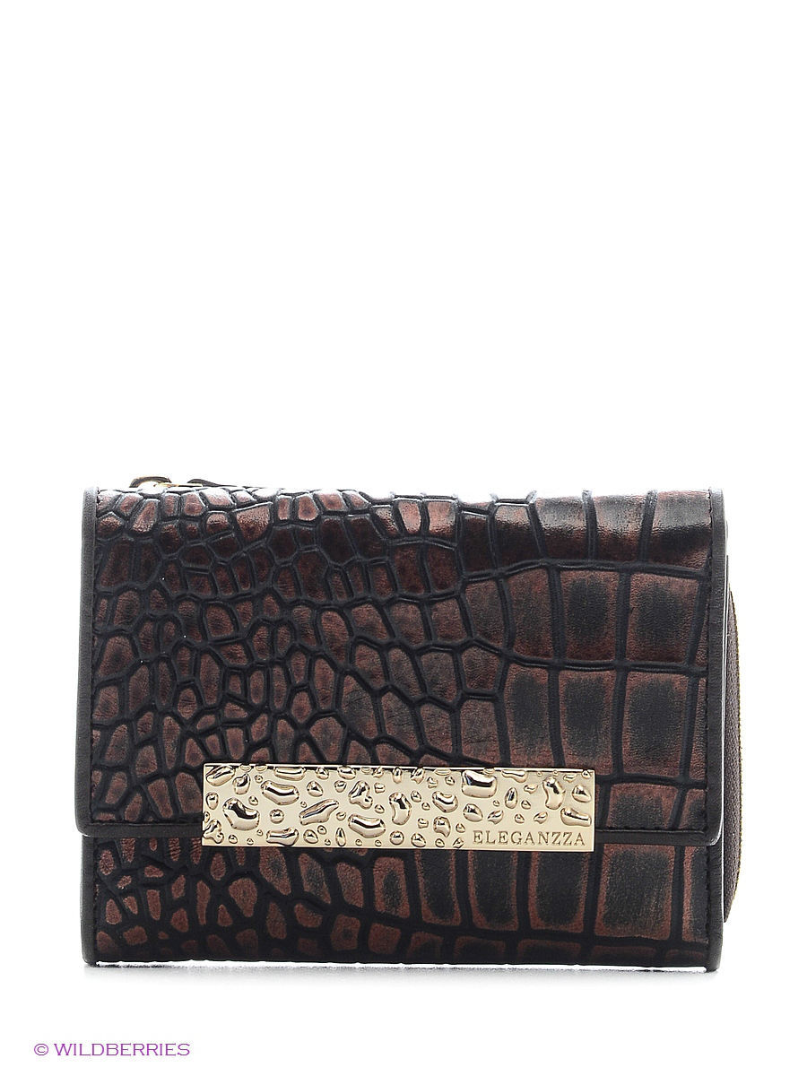 Кошелек Eleganzza Z3398-2584/brown
