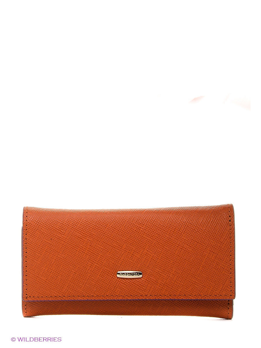 Кошелек Eleganzza Z3448-777B/orange/purple