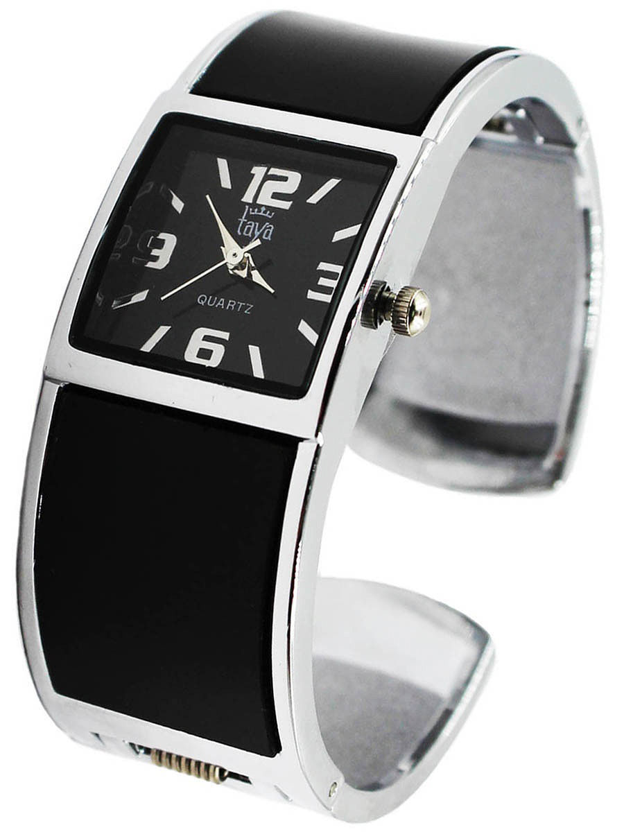 Часы Taya T-W-0406-WATCH-SL.BLACK