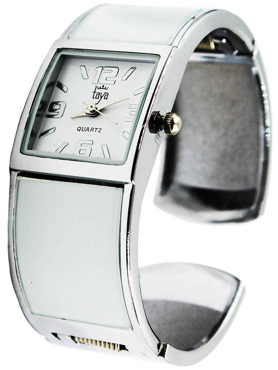 Часы Taya T-W-0407-WATCH-SL.WHITE