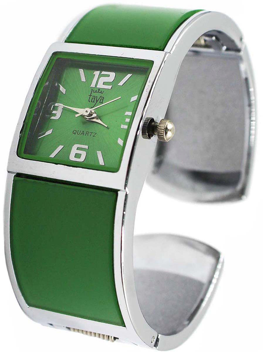 Часы Taya T-W-0410-WATCH-SL.GREEN