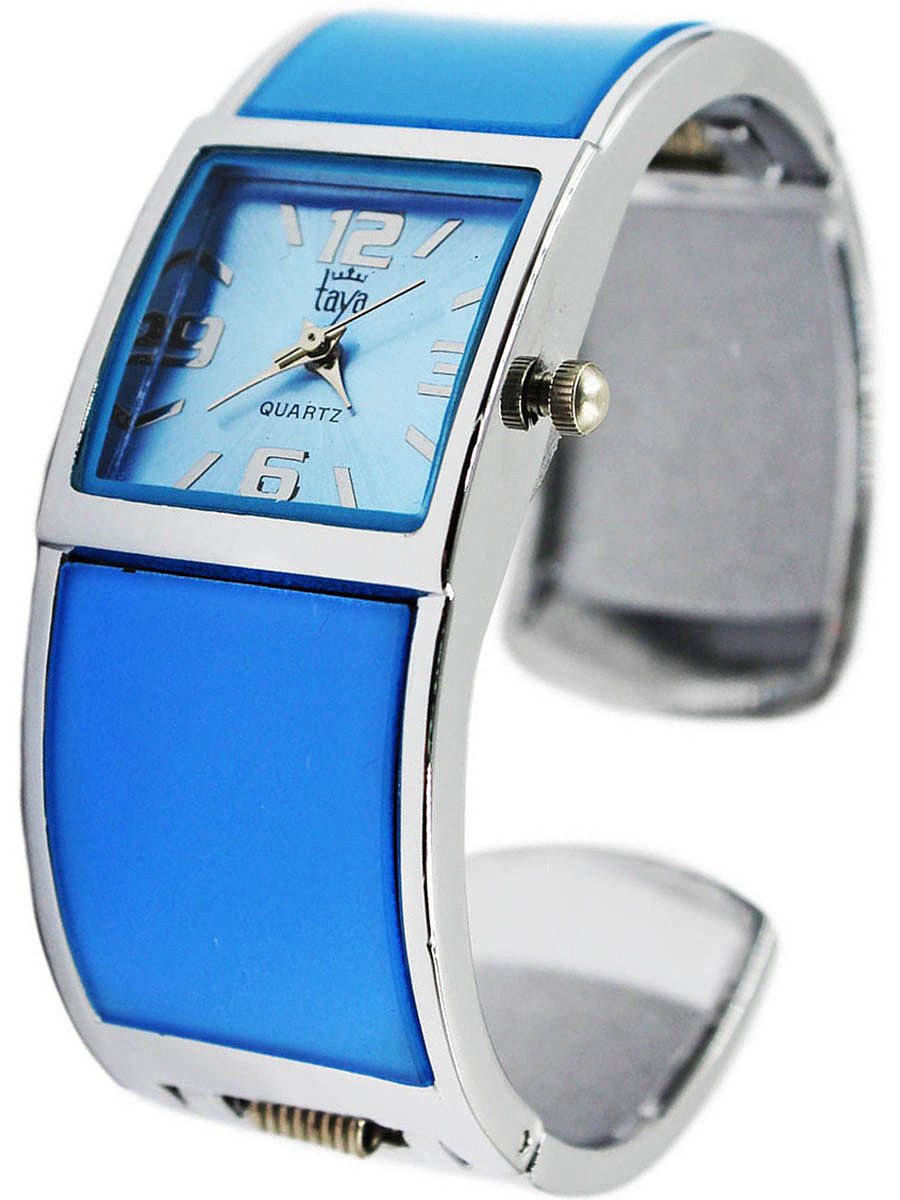 Часы Taya T-W-0411-WATCH-SL.BLUE