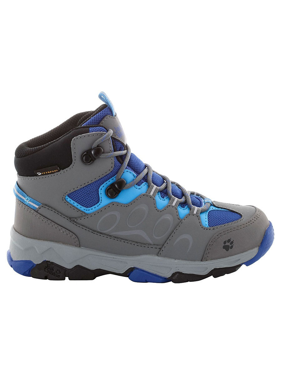 Кроссовки MTN ATTACK 2 TEXAPORE MID K Jack Wolfskin 4016731/1080
